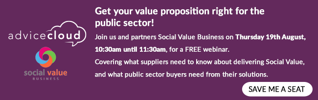 Social Value Business Webinar