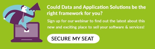Sign up for our Data and Application Solutions webinar