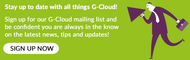 G-Cloud framework mailing list