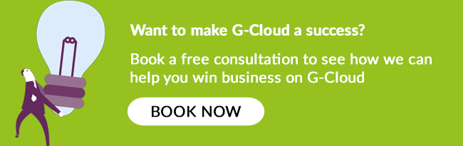 G-Cloud win business