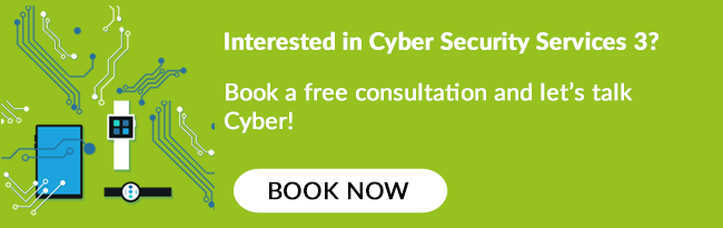 Book a free Cyber Security Services 3 consultation