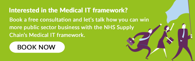 Book a free Medical IT framework consultation!