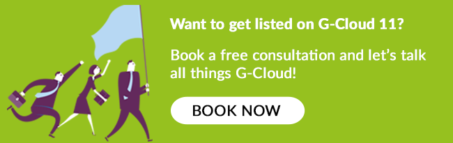 Book a free G-Cloud 11 consultation!