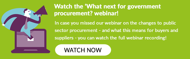 what next for government procurement