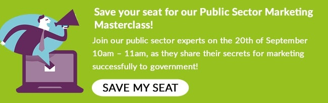 Register for our public sector marketing webinar!