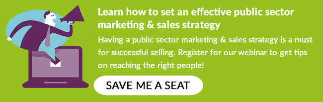 Public sector Sales and Marketing Strategy