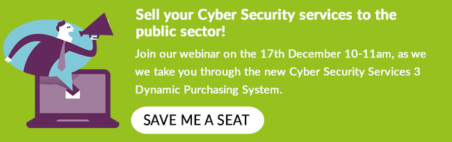 Join our Cyber Security Services 3 webinar!