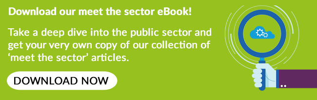 Download our meet the sector eBook!