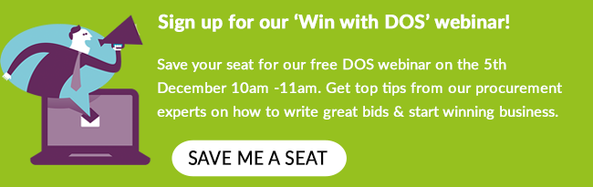 Sign up for our win with DOS webinar!