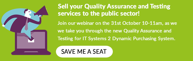 Register for our Quality Assurance and Testing DPS webinar!