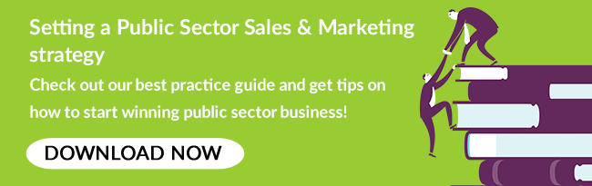 Check out our Sales and Marketing best practice guide for tips on how to start selling to gov!