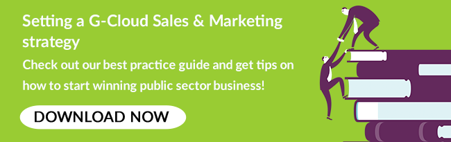 Download our setting a G-Cloud Sales and Marketing stratgey guide!