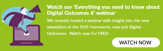 Digital Outcomes webinar recording