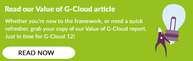 Value of G-Cloud