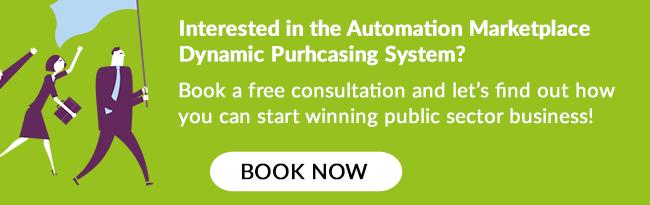 Automation Marketplace DPS