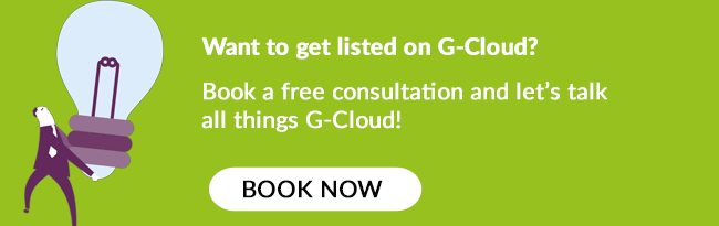 Book a free G-Cloud 10 consultation