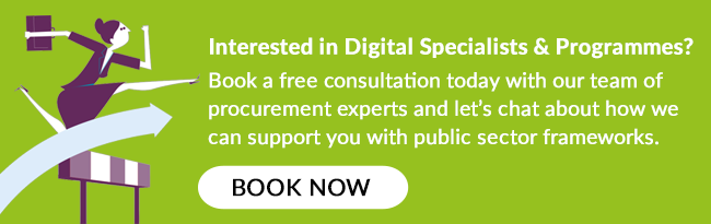Digital Specialists & Programmes