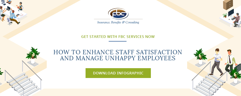 How to manage unhappy employees and enhance staff satisfaction
