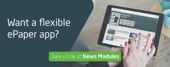 news modules epaper publishing solution