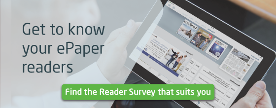 visiolink epaper reader survey