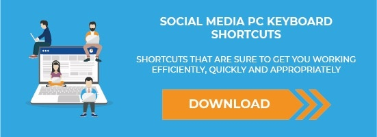 SM Keyboard shortcuts - Social Media Marketing Services