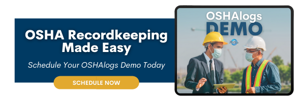 Request Your OSHAlogs Demo Today