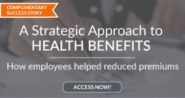 A Strategic Approach to Health Benefits