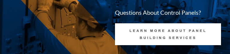 Questions About Control Panels? Learn More About Panel Building Services