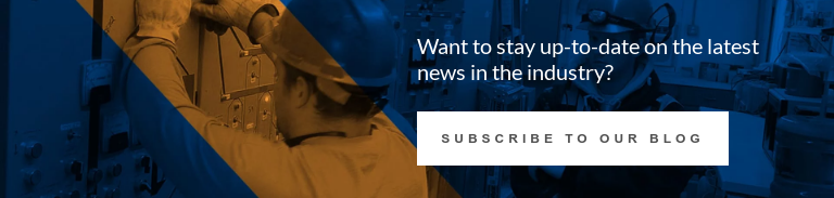 Want to stay up-to-date on the latest newsin the industry? Subscribe to our blog