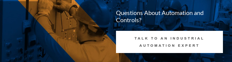 Questions About Automation and Controls?  Talk to an Industrial Automation Expert