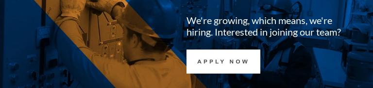 We're growing, which means, we're hiring. Interested in joining our team? Apply Now
