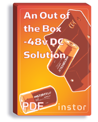 An Out of the Box -48v DC Solution Case Study Download Button