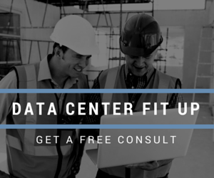 Data Center Fit Up