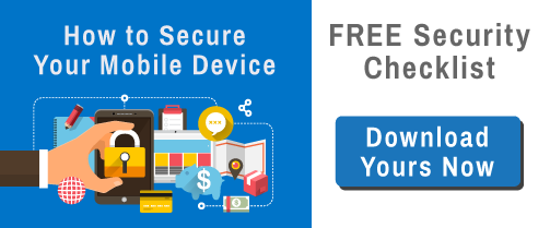 FREE Mobile Security Checklist