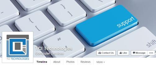 TCI Technologies Facebook