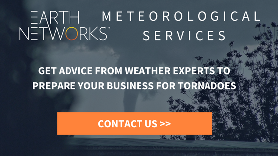 Contact us to learn about meteorological services