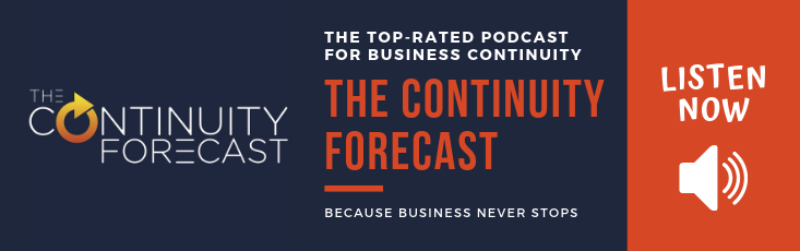 The Continuity Forecast Podcast