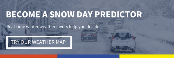 BECOME A SNOW DAY PREDICTOR