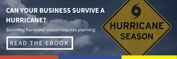 Can Your Business Survive a Hurricane? Surviving hurricane season requires planning. Click here to learn hurricane season tips from real business continuity professionals in our free ebook
