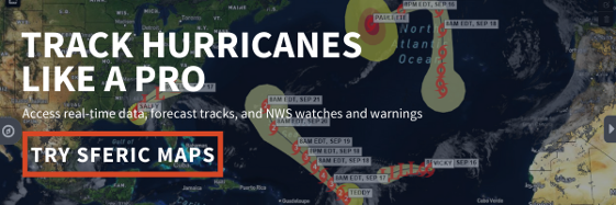 Click here to access our real-time weather map and track hurricanes like a pro for free!