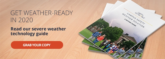 Click here to download our campus safety weather solution buying guide