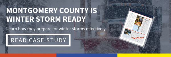 Click here to read how Montgomery County uses commercial weather intelligence to safely plan for and manage snowstorms and other winter weather threats