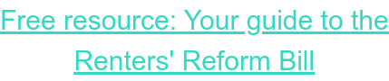 Download and keep your guide to  the Renters' Reform Bill