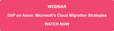 WEBINAR Integrate SAP Data with Google Cloud WATCH NOW