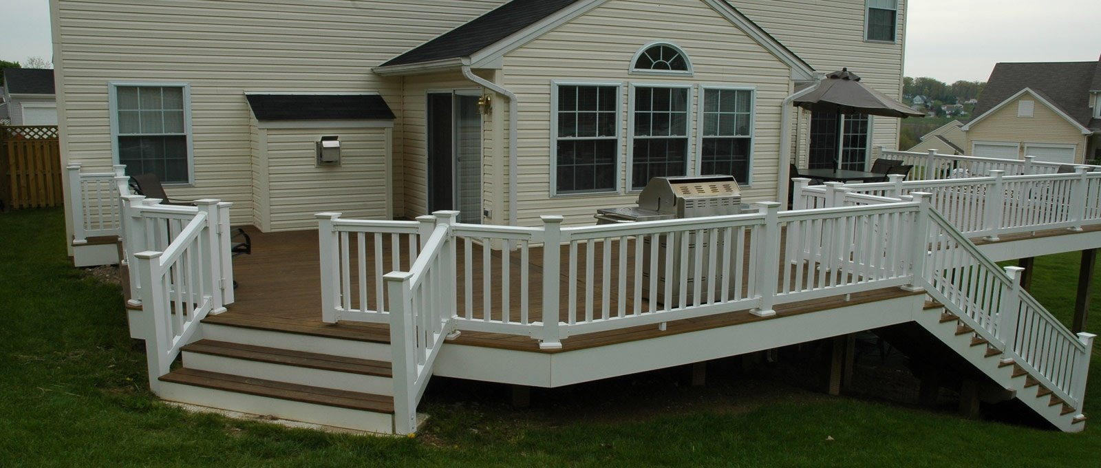 Ready to Start Your Deck Project with Brothers? ~ Request A Consultation