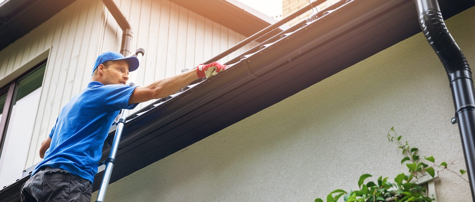 Ready to Start Your Gutter Repair Project with Brothers? ~ Request A Consultation