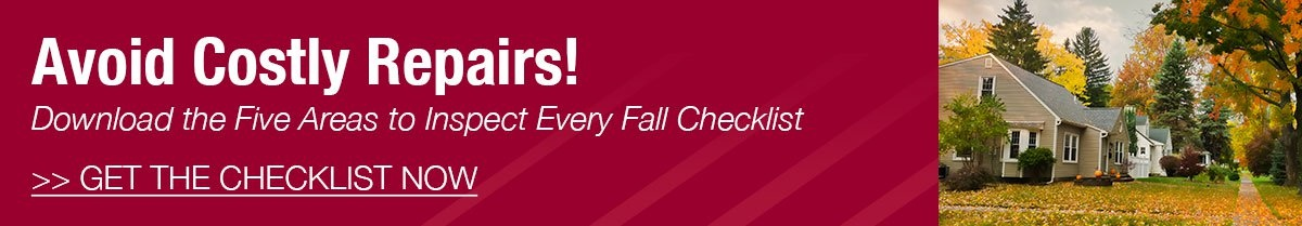 Download the Fall Inspection Checklist now