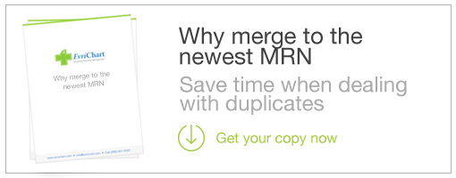 Why merge to the newest MRN
