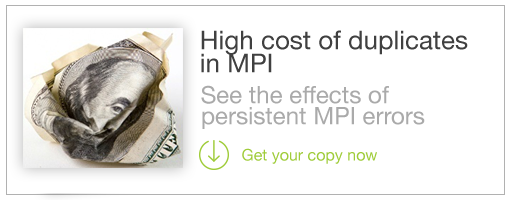 High cost of duplicates in MPI