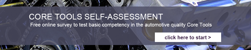 AIAG Automotive Core Tools Self-Assessment